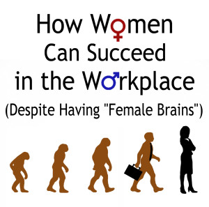 How Women Can Succeed Talk Graphic